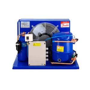 Unid. Cond. Danfoss OP-HJZ022D20N - Compr. MTZ22 - 2HP - 220V/1PH/60Hz - R404 / R507 /R134A
