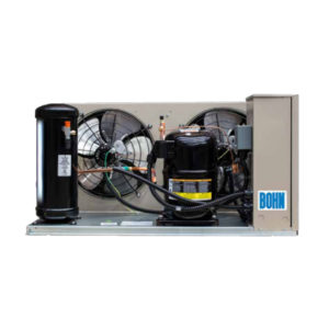 UNID. COND. BOHN 4 HP 208-230/3F/60HZ R404A/R507/R134A - C/COPELAND CS27K6E-TF5-545 - FBCH401M6C