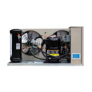UNID. COND. BOHN 5 HP 208-230/3F/60HZ R404A/R507/R134A - C/COPELAND CS33K6E-TF5-556 - FBCH501M6C