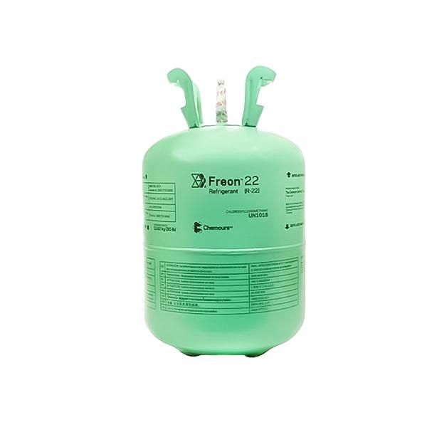 GAS REFRIGERANTE R-22 - 13.62 KG - CHEMOURS