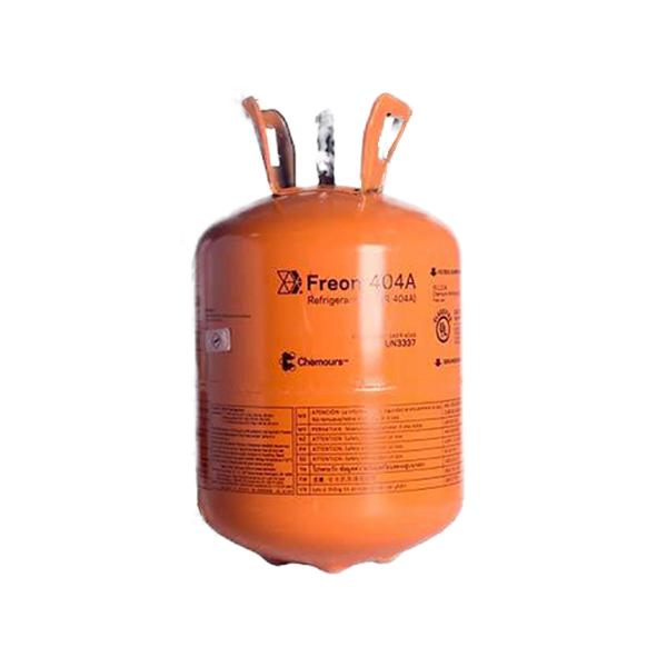 GAS REFRIGERANTE R-404A -10.896 KG - CHEMOURS