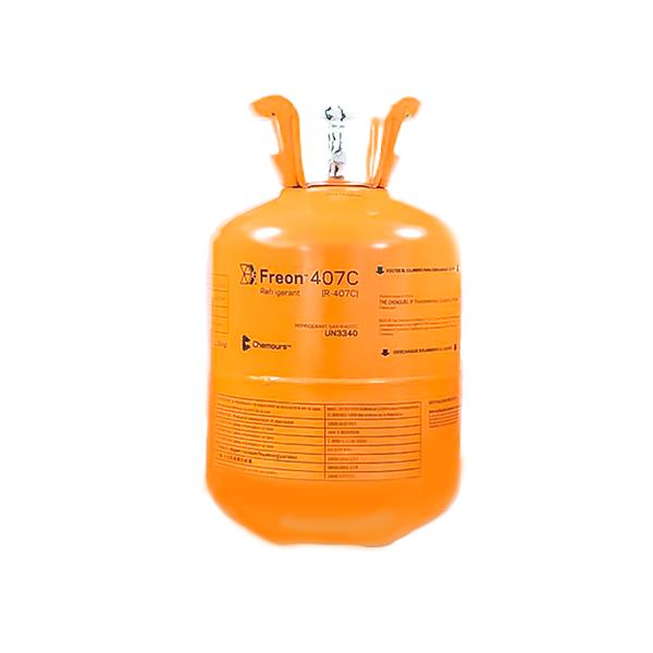 GAS REFRIGERANTE R-407C - 11.35 KG - CHEMOURS