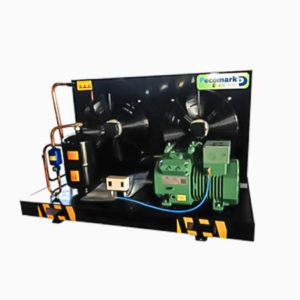 Unid. Cond. USMB -501 ECD - C. Bitzer 4FES-5Y - 220-380V/3PH/60Hz - MT (+5°C/-30°C - R404A)