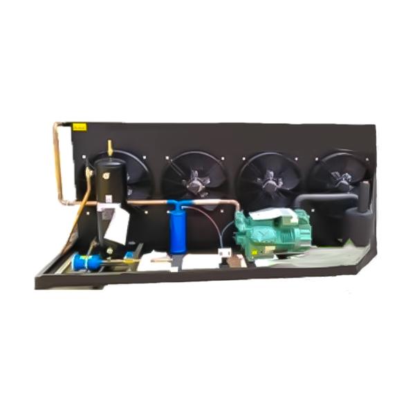 Unid. Cond. USMB -300 ECD - C. Bitzer 2CES-3Y - 220-380V/3PH/60Hz - BT (-15°C/-40°C - R404A)