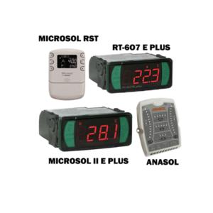 Controlador de calefacción Solar