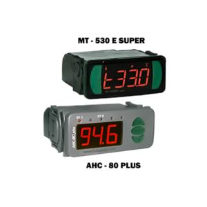 Controladores de humedad y temperatura